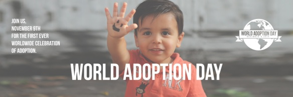 world adoption day